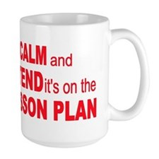 Keep Calm Mugs