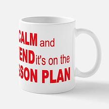 Keep Calm Mugs