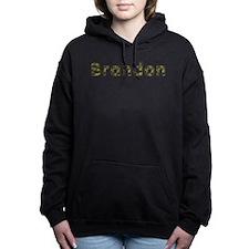 Brandon Army Hooded Sweatshirt