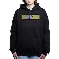 Jack Foam Squares Hooded Sweatshirt
