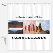 ABH Canyonlands Shower Curtain