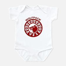 VF 1 Wolfpack Infant Bodysuit