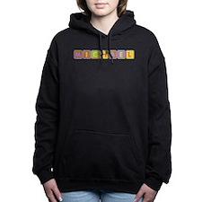 Michael Foam Squares Hooded Sweatshirt