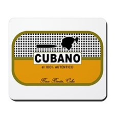 CUBANO el 100% Autentico Alternate Mousepad