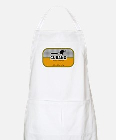 CUBANO el 100% Autentico Alternate BBQ Apron