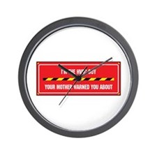 I'm the HVAC Guy Wall Clock