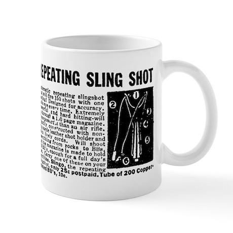 SLING SHOT Mug