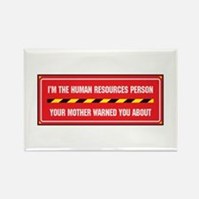 I'm the Person Rectangle Magnet (100 pack)