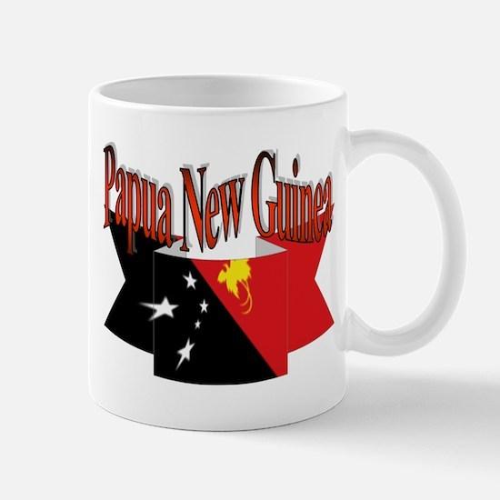 PNG FLAG RIBBON Mug