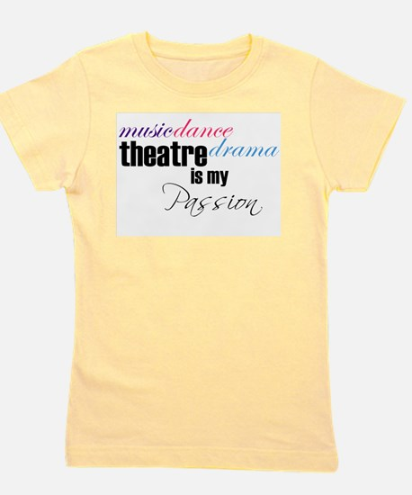theatrepassion1.png Girl's Tee