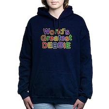 World's Greatest Debbie Hooded Sweatshirt