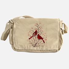 Cardinal Clan Messenger Bag