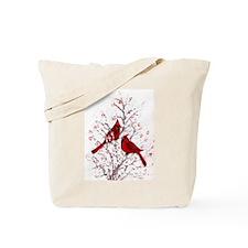 Cardinal Clan Tote Bag