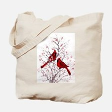 Cardinal Clan Tote Bag
