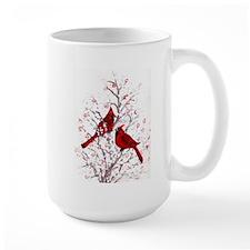 Cardinal Clan Mugs