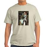 Ophelia & Border Collie Light T-Shirt