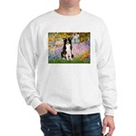 Garden & Border Collie Sweatshirt