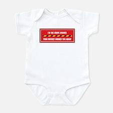 I'm the Grower Infant Bodysuit