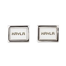 Kayla Circuit Cufflinks
