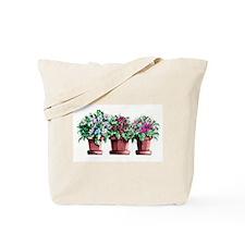 Window Sill Plants Tote Bag