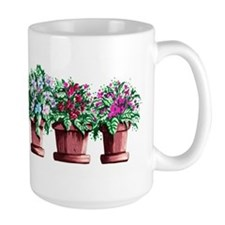 Window Sill Plants Mugs
