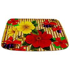 Bamboo Flowers Bathmat