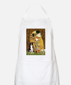 The Kiss & Border Collie Apron