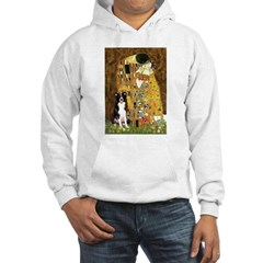 The Kiss & Border Collie Hoodie