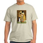 The Kiss & Border Collie Light T-Shirt