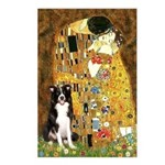 The Kiss & Border Collie Postcards (Package of 8)