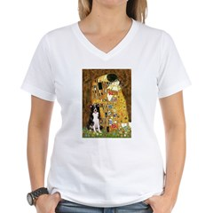 The Kiss & Border Collie Shirt