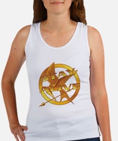 Hunger Games Stay Alive Tank Top