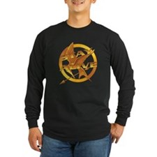 Hunger Games Stay Alive Long Sleeve T-Shirt