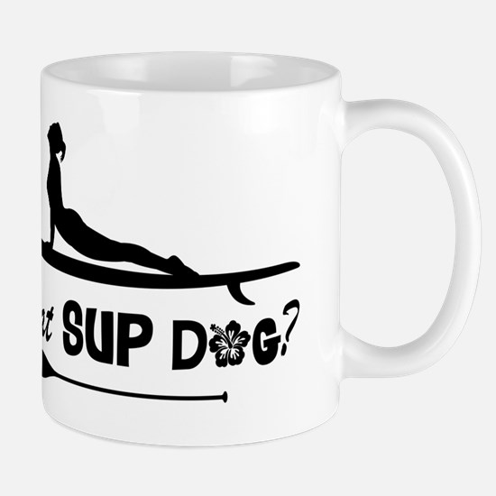 What SUP Dog-b Mugs