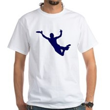 BLUE DISC CATCH T-Shirt