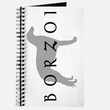 borzoi dog breed Journal