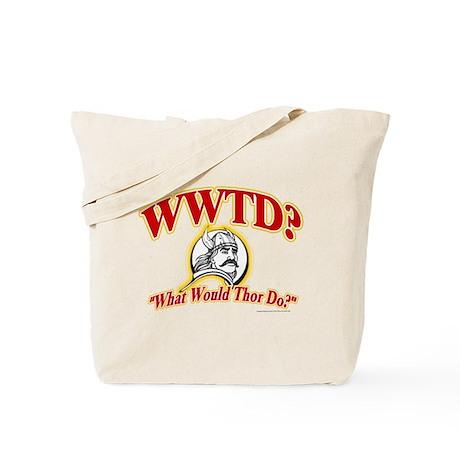 WWTD? Tote Bag