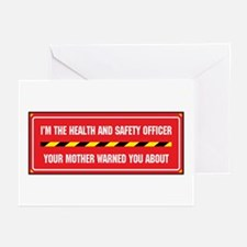 I'm the Officer Greeting Cards (Pk of 10)