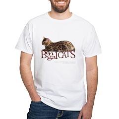 Light-hearted Bengal Tee Shirt