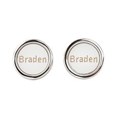 Braden Pencils Cufflinks