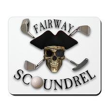 Golf Pirate Mousepad