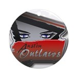 Austin Outlaws 2013 Ornament (Round)