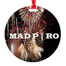 Mad Pyro Designs Ornament