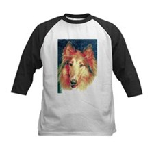 Painted sable collie Baseball Jersey