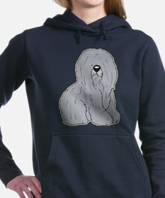 old-eng-sheep.png Hooded Sweatshirt