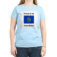 Unique From maine T-Shirt
