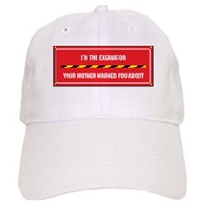 I'm the Excavator Baseball Cap