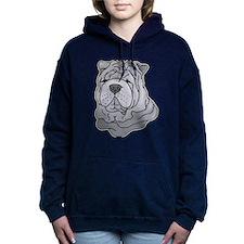 shar pei copy.jpg Hooded Sweatshirt