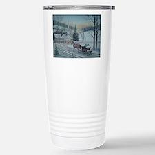 Silent Night-Charles Ro Travel Mug