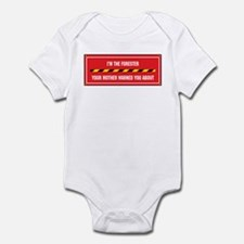 I'm the Forester Infant Bodysuit